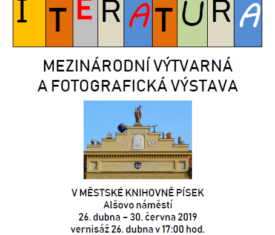 Mezinárodní výtvarná a fotografická výstava.