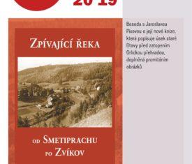 Beseda s Jaroslavou Pixovou o její nové knize.