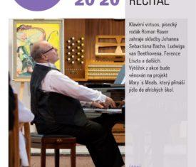 Zahraje klavírní virtuos, písecký rodák roman Rauer.