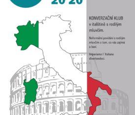 KONVERZAČNÍ KLUB v italštině s rodilým mluvčím. jazyková učebna