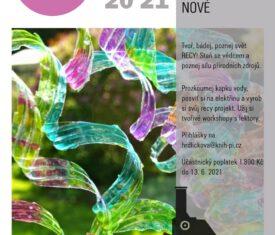 #recypisek – ze starého nové Tvoř, bádej, poznej svět RECY! Přihlášky na hrdlickova@knih-pi.cz