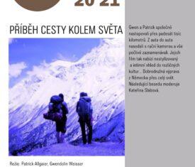 Příběh cesty kolem světa Režie: Patrick Allgaier, Gwendolin WeisserZemě původu: NěmeckoRok výroby: 2017 Stopáž: 127 min. přednáškový sál