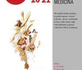 Podzim z hlediska Tradiční čínské medicíny. Přednáška Petry Zvonkové. přednáškový sál